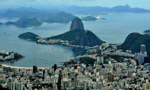 Brasilia Rio De Janeiro kehittyvät markkinat talous