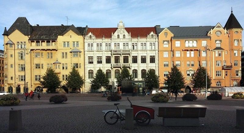 Helsinki muutto kaupunki asunnot asuntomarkkinat asuminen