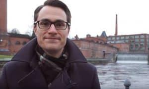 Juhana Brotherus pääekonomisti Hypo