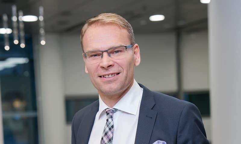 Mike Peltola johtaja Handelsbanken Varainhoito