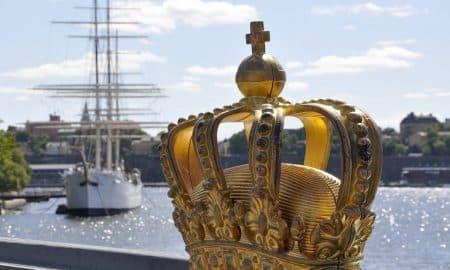kruunu ruotsi Tuknolma talous sijoittaminen