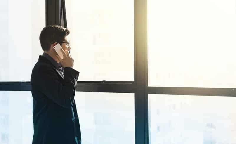 yrittäjä puhelu työntekijä työ talous
