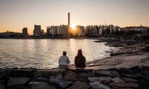 Helsinki Suomi ranta talous