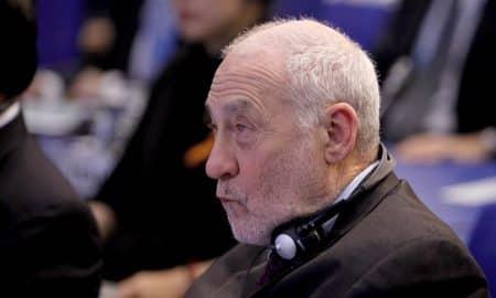 Joseph Stiglitz nobel-palkittu ekonomisti taloustieteilijä