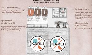 Karli blueprint on mahdollisuus