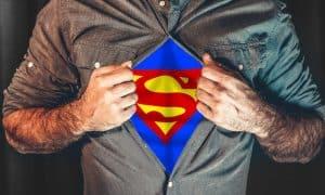 Superman osinkoaristokraatit voittaja menestyja mestari voitto talous sijoittaminen