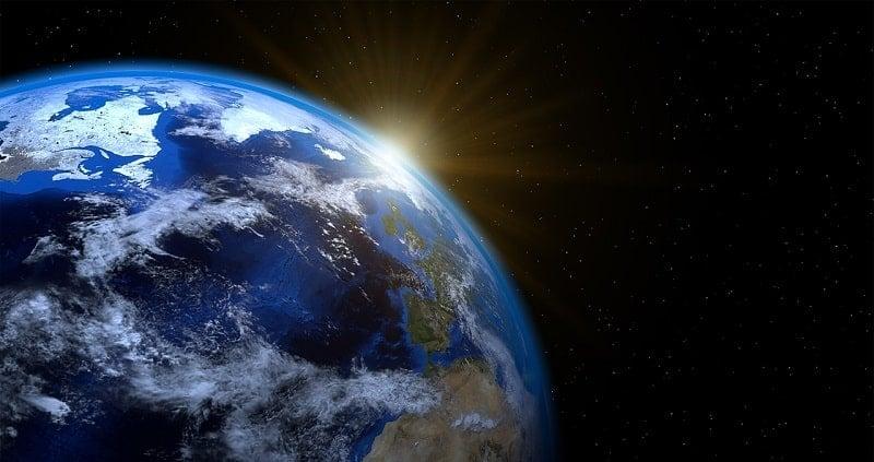 maa aurinko avaruus maapallo