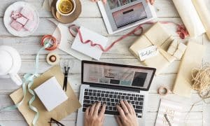 nettikauppa joululahjat nettiostokset talous digitalisaatio