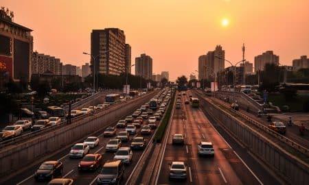 Peking on itse-ajavien autojen testialue