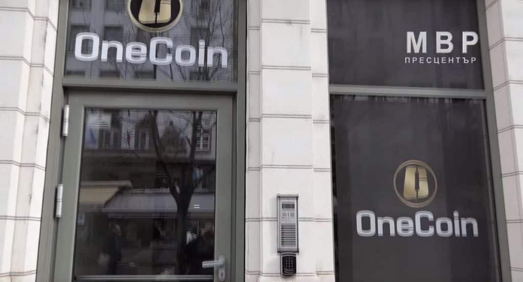 OneCoin Bulgaria Sofia toimisto