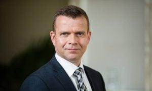 Petteri Orpo valtiovarainministeri