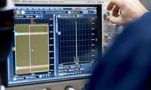 Saab teknologiakeskus Tampere elektroninen sodankäynti talous