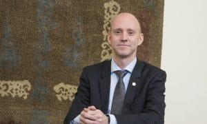 Sami Vallinkoski Hypo pankinjohtaja