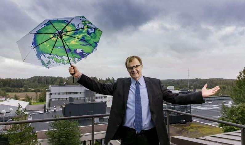 Vaisala toimitusjohtaja Kjell Forsen