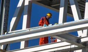 rakentaminen työ aktiivimalli työntekijät talous