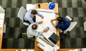 toimisto kokous tapaaminen suunnittelu työelämä talous