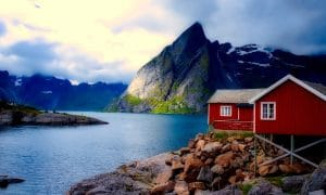 Norja vuono eläkerahasto rahasto talous