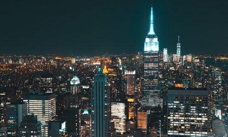 USA Yhdysvallat New York maailmantalous talous