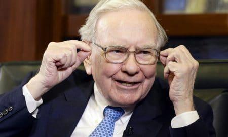 Warren Buffett on maailman menestynein sijoittaja