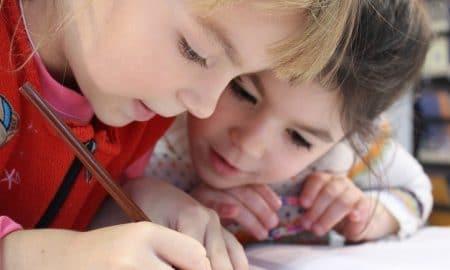 lapset koululaiset koulu oppiminen lapsi