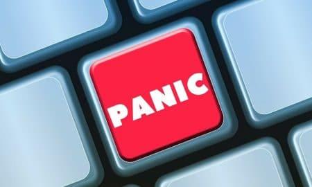 osakepaniikki paniikki kurssiromahdus osakkeet pörssi sijoittaminen
