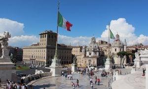 Italia parlamenttivaalit euromaat talous