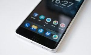 Nokia 6 matkapuhelin puhelimet puhelinmyynti talous