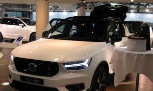 Volvo XC40 vuoden auto autoilu autot talous