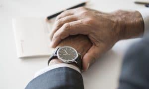 kiire aikataulu työ stressi kello talous