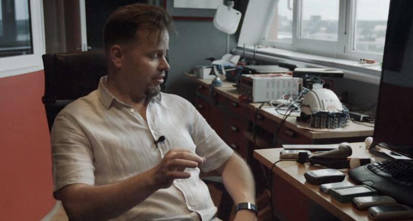 Johannes Väänänen myDevice matkapuhelin keksijä