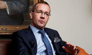 Juho Rommakkoniemi Keskuskauppakamari toimitusjohtaja