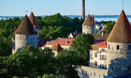 Tallinna Viro kaupunki talous