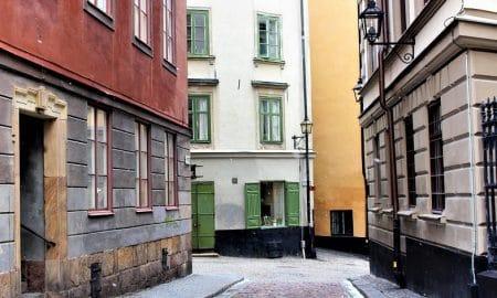 Tukholma Ruotsi kiinteistöt asuntomarkkinat asunnot kerrostalot katu