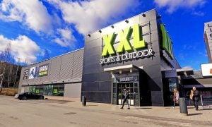 XXL kauppa urheilukauppaketju talous