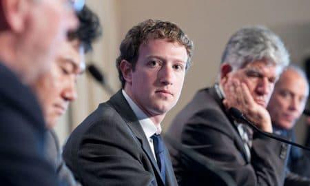 Zuckerberg todisti kongressi ja osake nousi