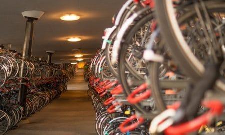 polkupyörät pyöräily pyörävarasto talous liikenne
