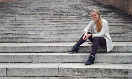 Varallisuusvalmentaja Nina Nordlund