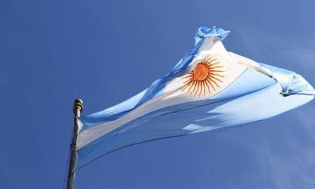 Argentiina lippu peso talous