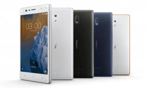 Nokia 3 HMD Global matkapuhelimet talous