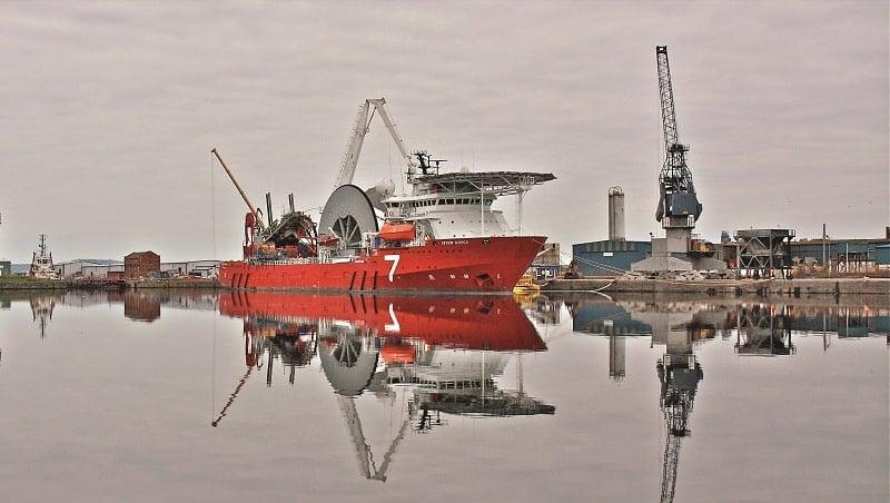 Subsea 7 laiva