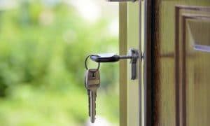 vuokra vuokralainen asunto avain lukko ovi asuminen asuntosijoittaminen