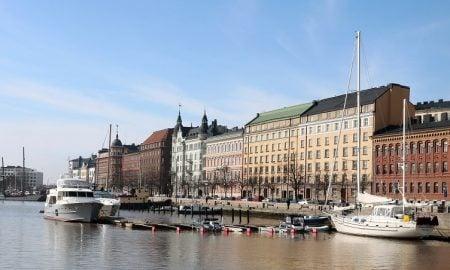 Helsinki kiinteistöt asunnot asuntomarkkinat ranta laivat
