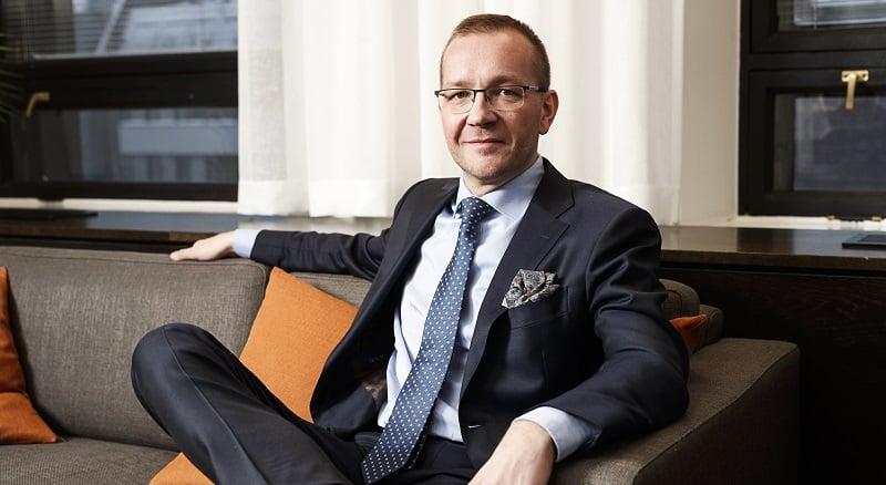 Juho Rommakkaniemi Keskuskauppakamari toimitusjohtaja talous