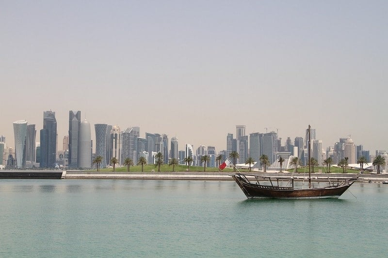 Qatar öljyvaltio maailman vaurain maa talous