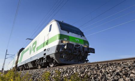 VR juna veturi junamatka matkailu talous