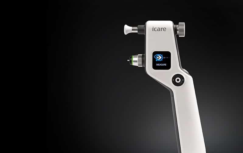 iCare Revenio Group terveysteknologia silmänpainemittari
