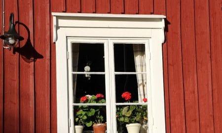mökki kesämökki ikkuna vapaa-ajan asunto asuminen talo