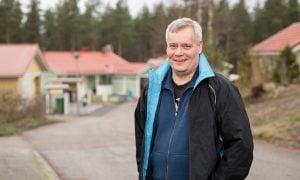 Antti Rinne SDP puheenjohtaja