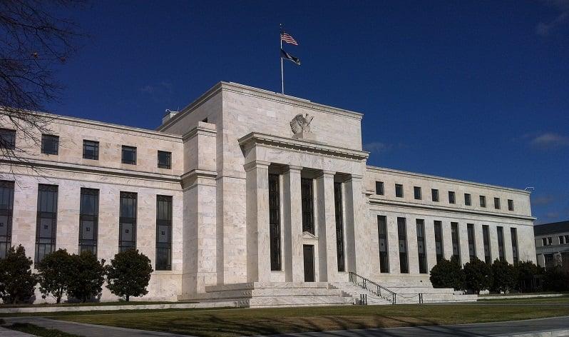 Fed keskuspankki Federal Reserve Bank talous