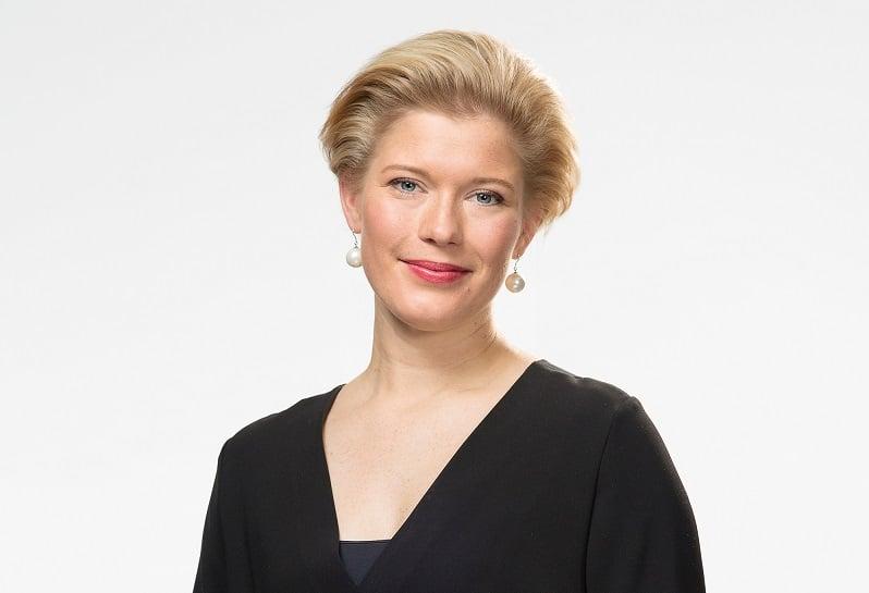 Heidi Schauman pääekonomisti Aktia